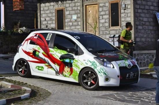 Modifikasi Mobil Toyota Yaris Konsep 2019 | Foto Dan ...