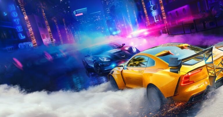 Need For Speed Heat File Size And Day One Patch Has Been Revealed Ahead Of Launch