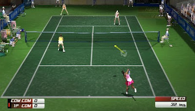 Download VT Tennis PSP PPSSPP