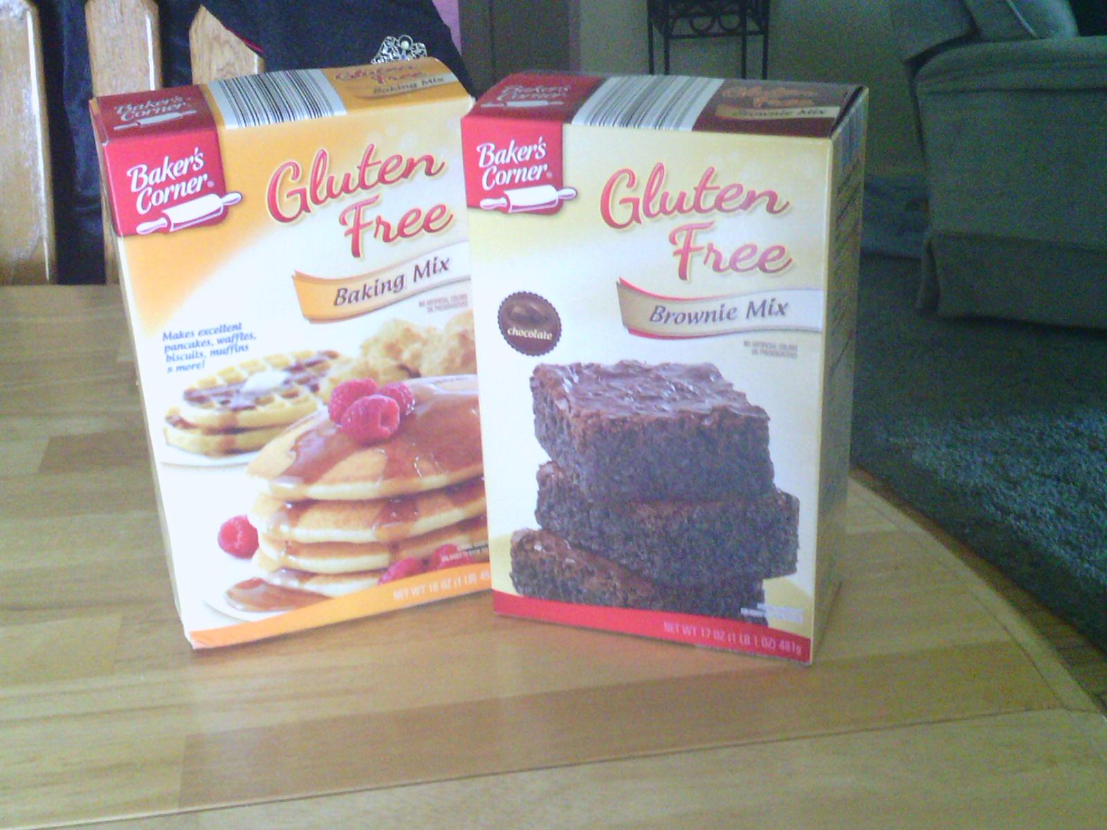 Aldi Gluten Free Baking Mix