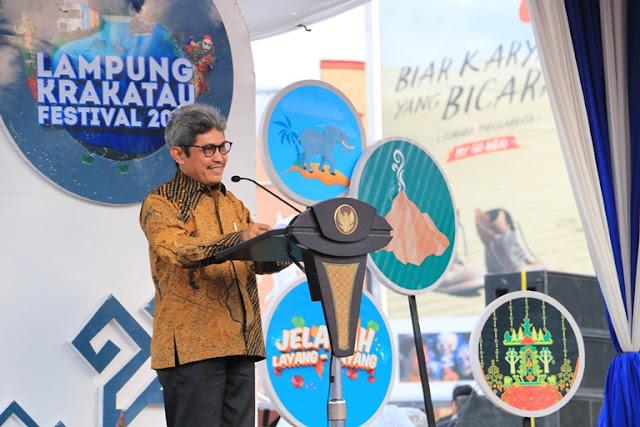 Blogger festival krakatau