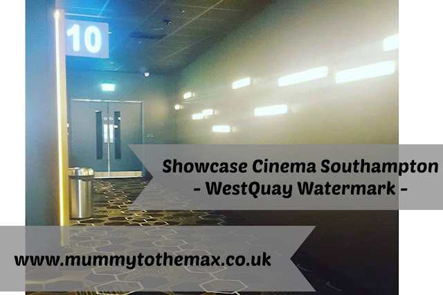 Showcase Cinema Southampton - WestQuay Watermark