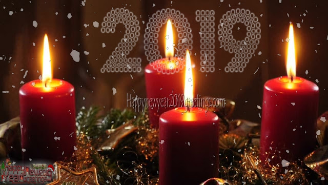 New Year Greetings 2019 HD Happy