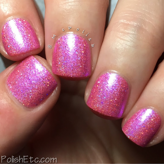 Cupcake Polish - 5th Anniversary Trio - McPolish - 5 years