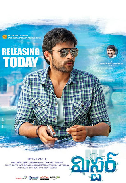 Mister Movie Review and Rating - TeluguCinemas in | Telugu