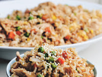 BETTER THAN-TAKEOUT CHICKEN FRIED RICE