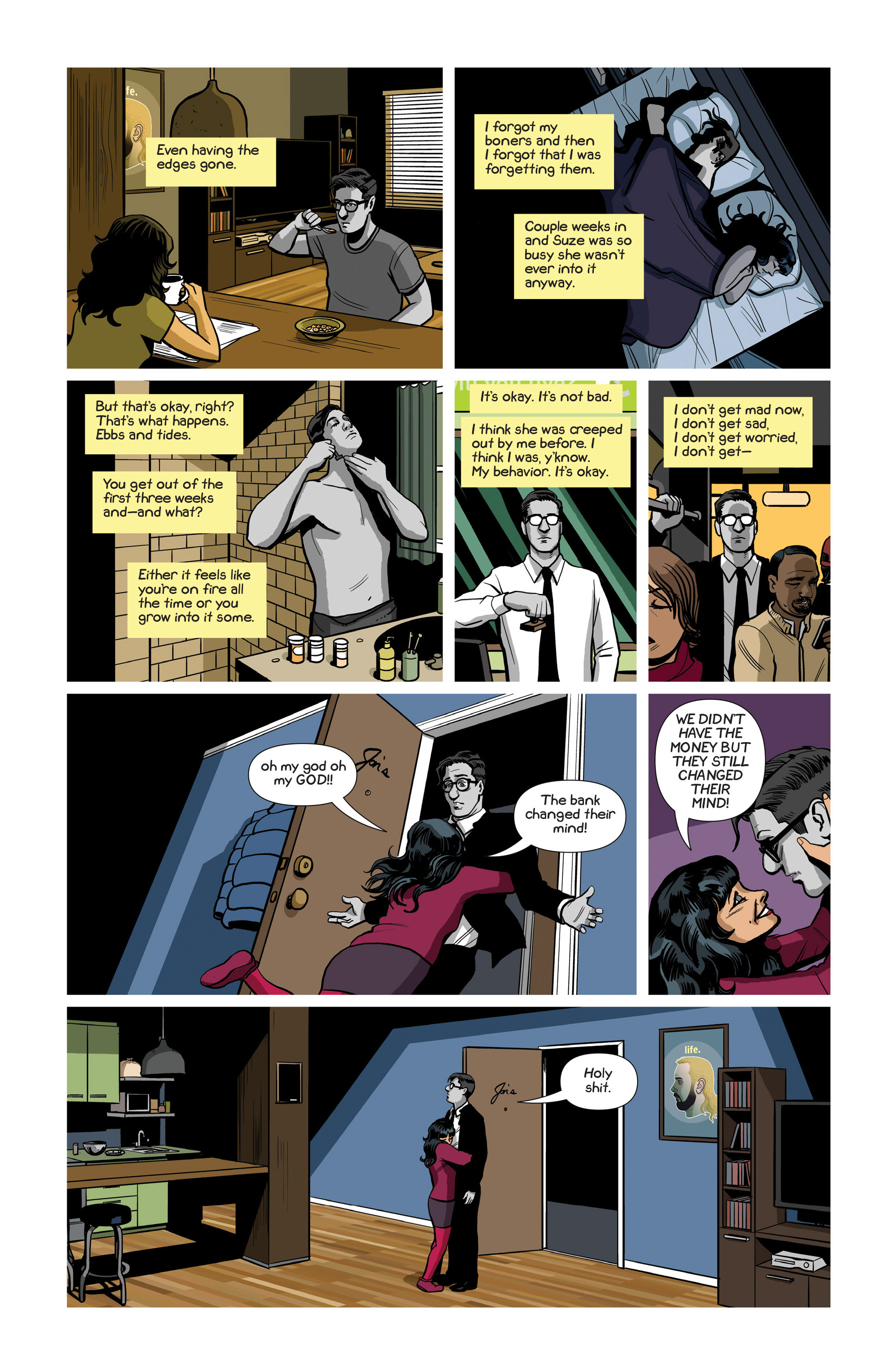 Read online Sex Criminals comic -  Issue # _TPB 2 - 22