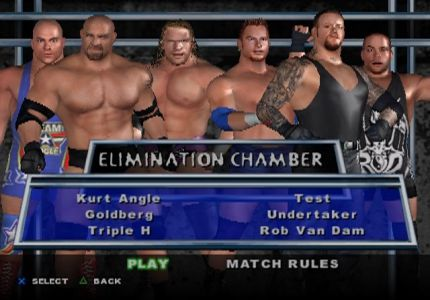 WWE SmackDown Here Comes The Pain Free Download For PC Full Version