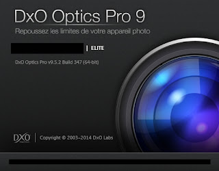 DXO Optics Pro 9 version Elite