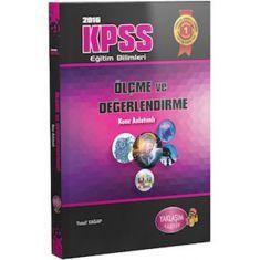 Yaklaşım Kariyer KPSS Ölçme ve Değerlendirme Konu Anlatımlı (2016)