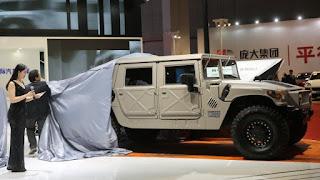 Kendaraan Humvee