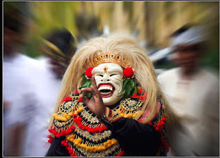 Bali, Tari Bali, Barong Bangkung, Ngelawang, Galungan, Kuningan, Liburan di Bali, budaya Bali, Pura, Tari Rejang
