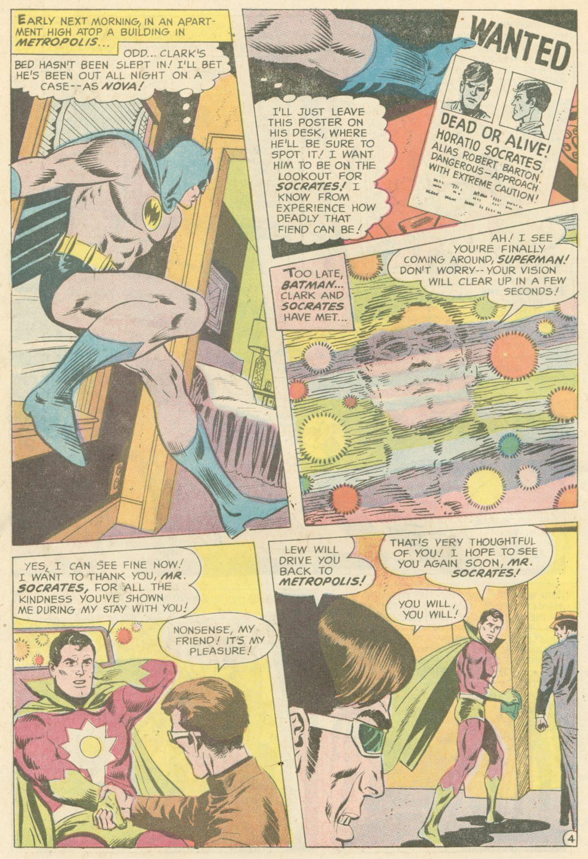 Read online World's Finest Comics comic -  Issue #180 - 6