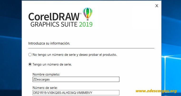 CorelDRAW Graphics Suite 2019 Full Español