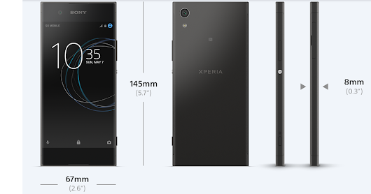 Sony Xperia XA1 Launched in India