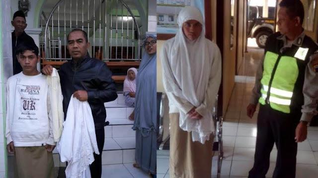Bikin NGAKAK..!!! Pria Pakai Mukena Masuki Kamar Santriwati, Alasannya MENGEJUTKAN.. Kamu Pasti Gak Bakal Menyangka.. MIRIS BANGET