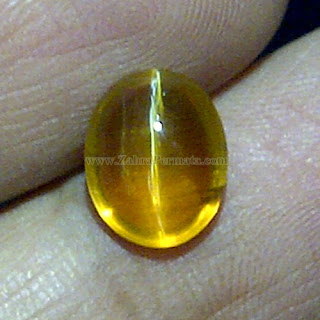 Batu Permata Opal Cat Eye - ZP 858