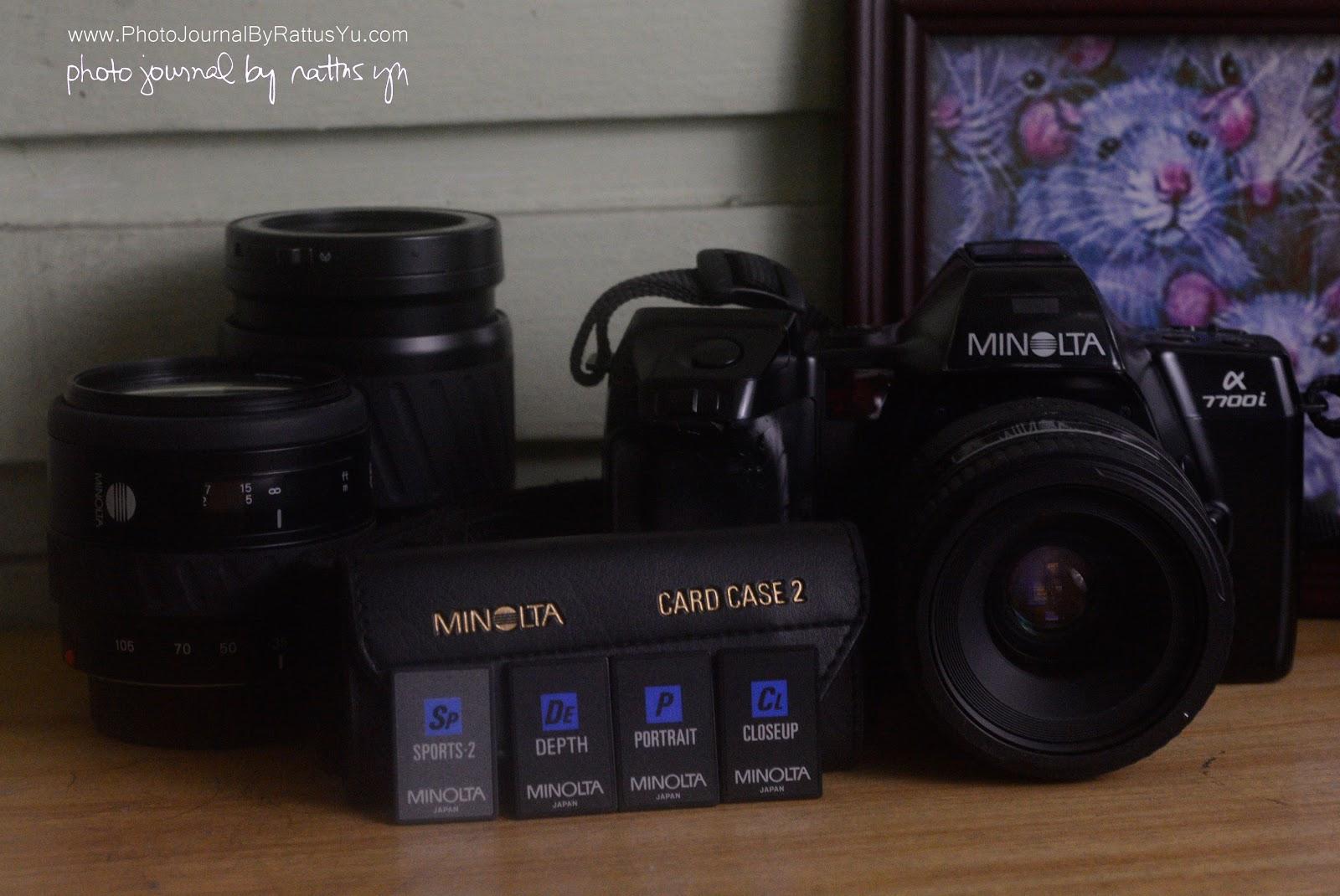 Minolta AF 80-200mm f/4.5-5.6 (Minolta/Sony A Mount)