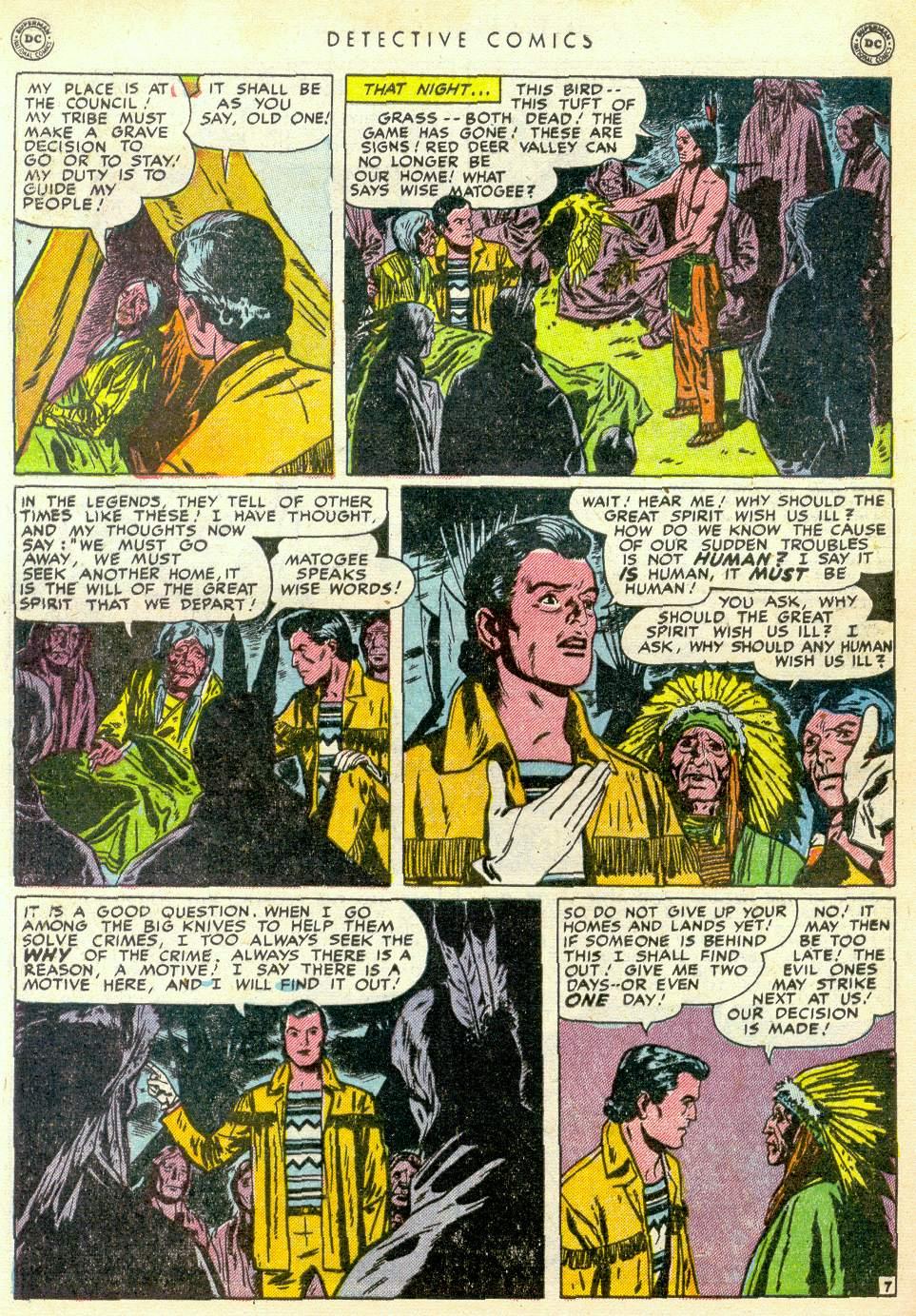Read online Detective Comics (1937) comic -  Issue #163 - 45