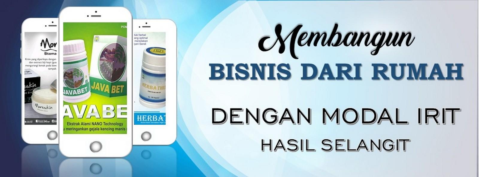 yukngelapak; Bisnis Herbal |PT Natural Nusantara
