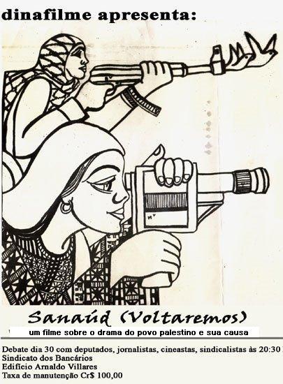 Filme Sanaúd (Voltaremos) - 1980