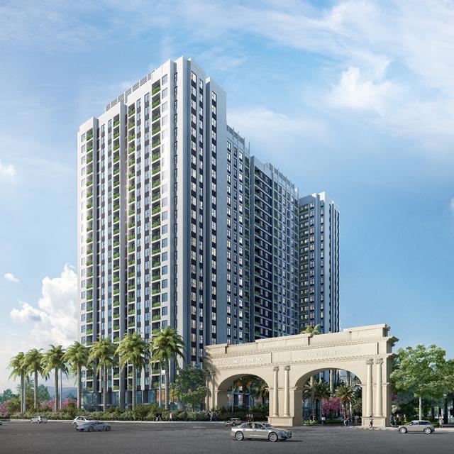 Anland Premium nằm trong Khu đô thị mới Dương Nội.