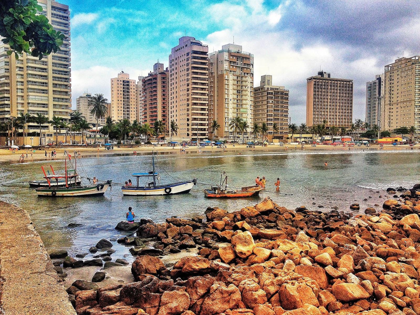 PartiuGuaruja: Praia das Astúrias