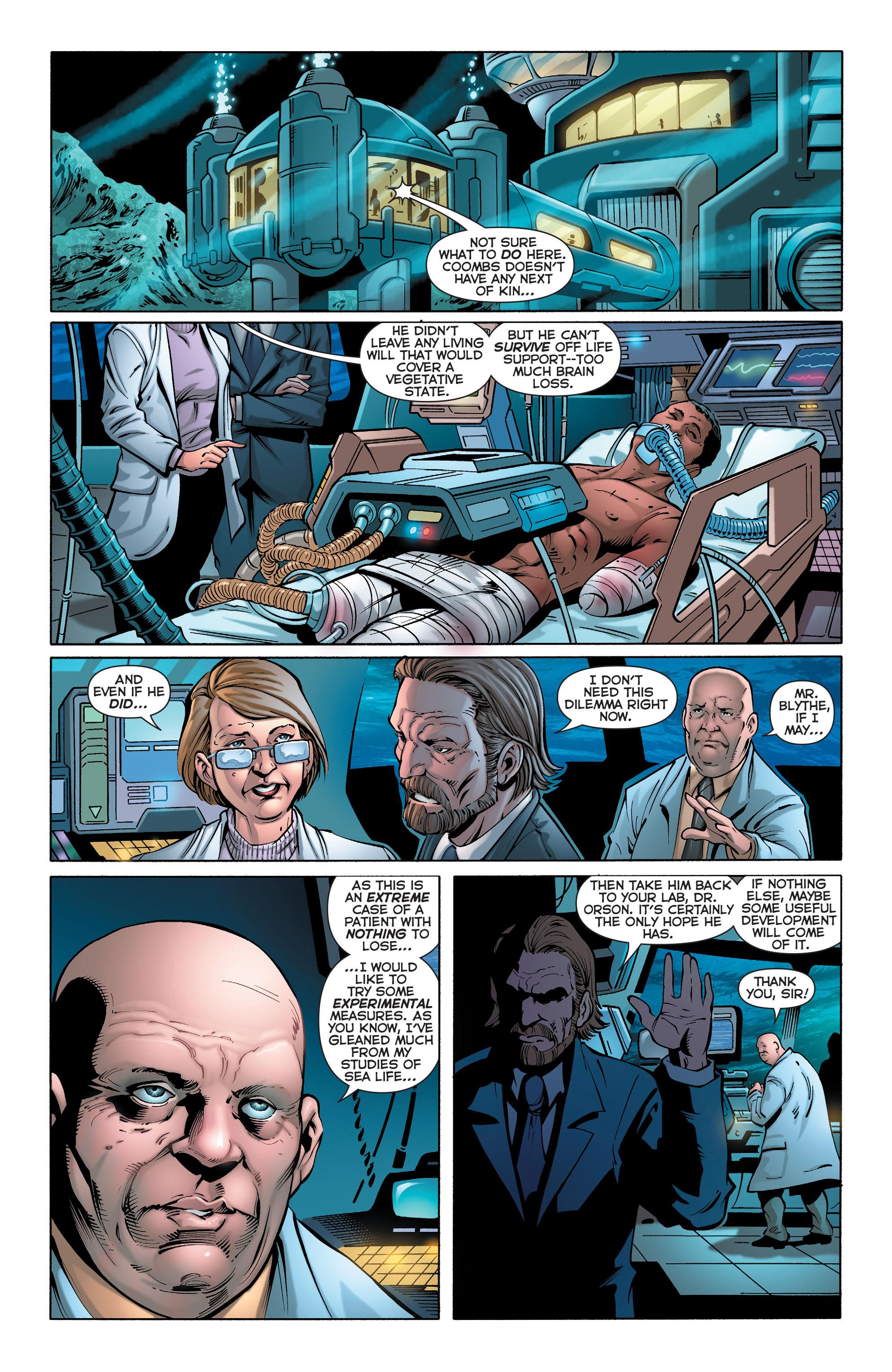Read online Aquaman (2011) comic -  Issue #28 - 13