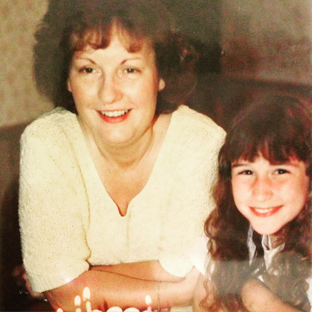 unexpected loss and grief: Laura and her mama
