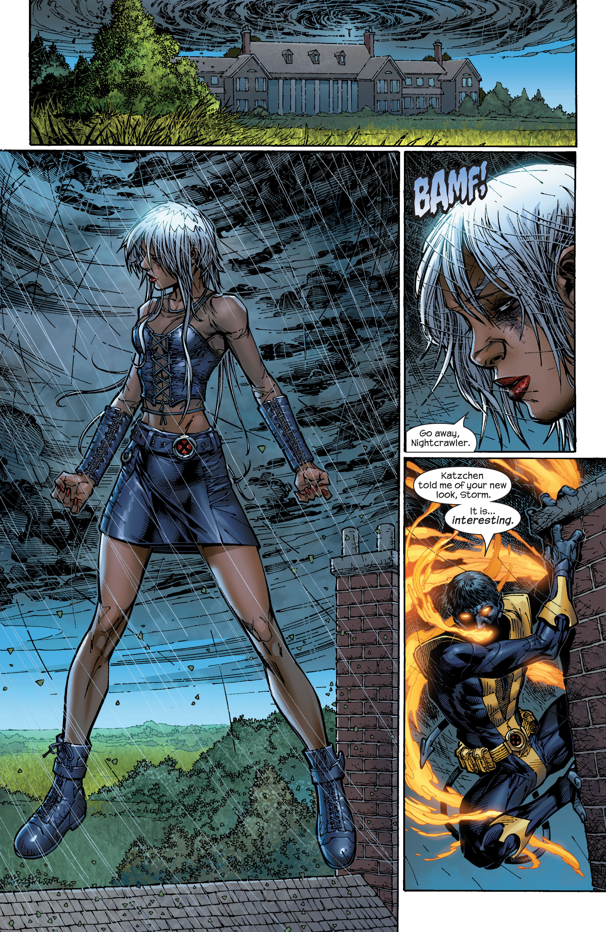 Read online Ultimate X-Men comic -  Issue #47 - 17