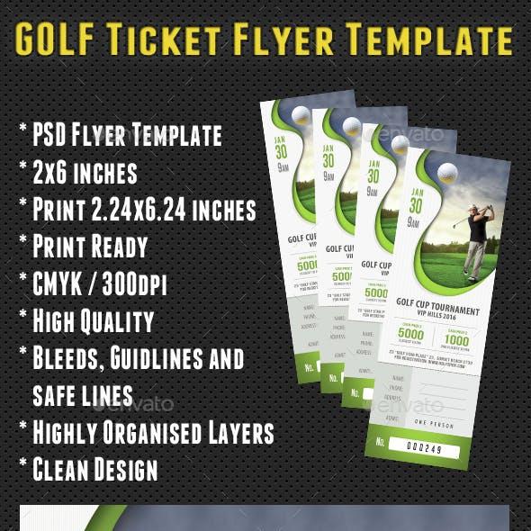 500+ Best Ticket Mockup Templates | Free & Premium