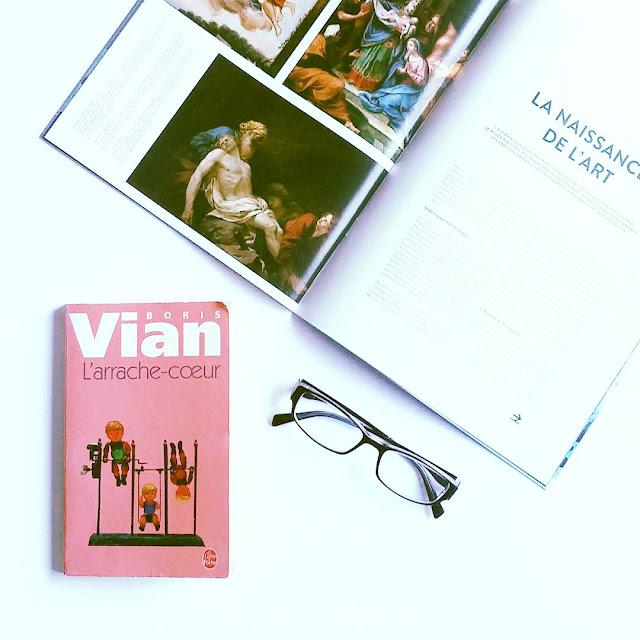 L'arrache-coeur de Boris Vian