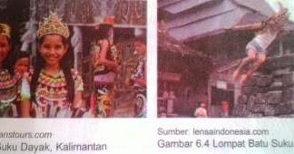 Contoh Keberagaman Suku Bangsa dan Budaya Di Indonesia