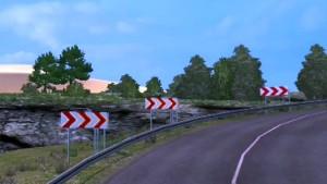 Dangerous turn lights mod