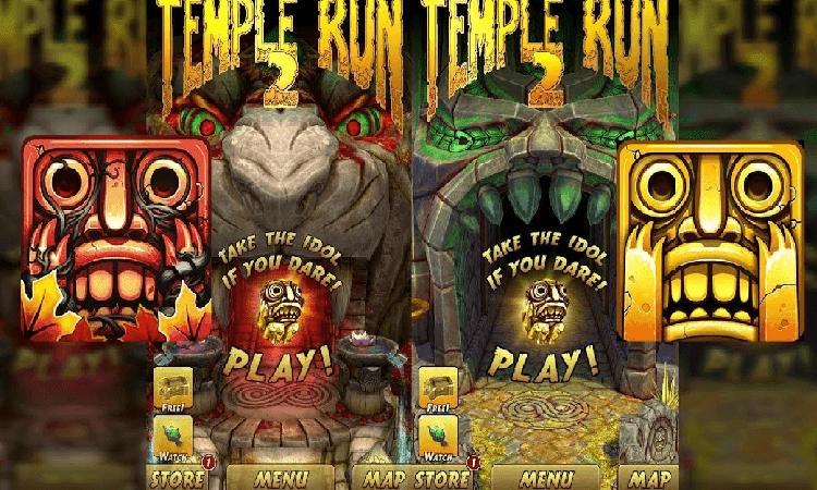 تحميل لعبة 2 Temple Run