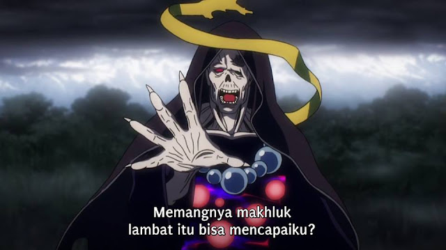 Overlord S2 Episode 03 Subtitle Indonesia