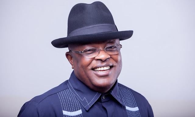 Dave umahi of Ebonyi State
