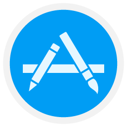 Preview of Mac os Appstore Logo icon