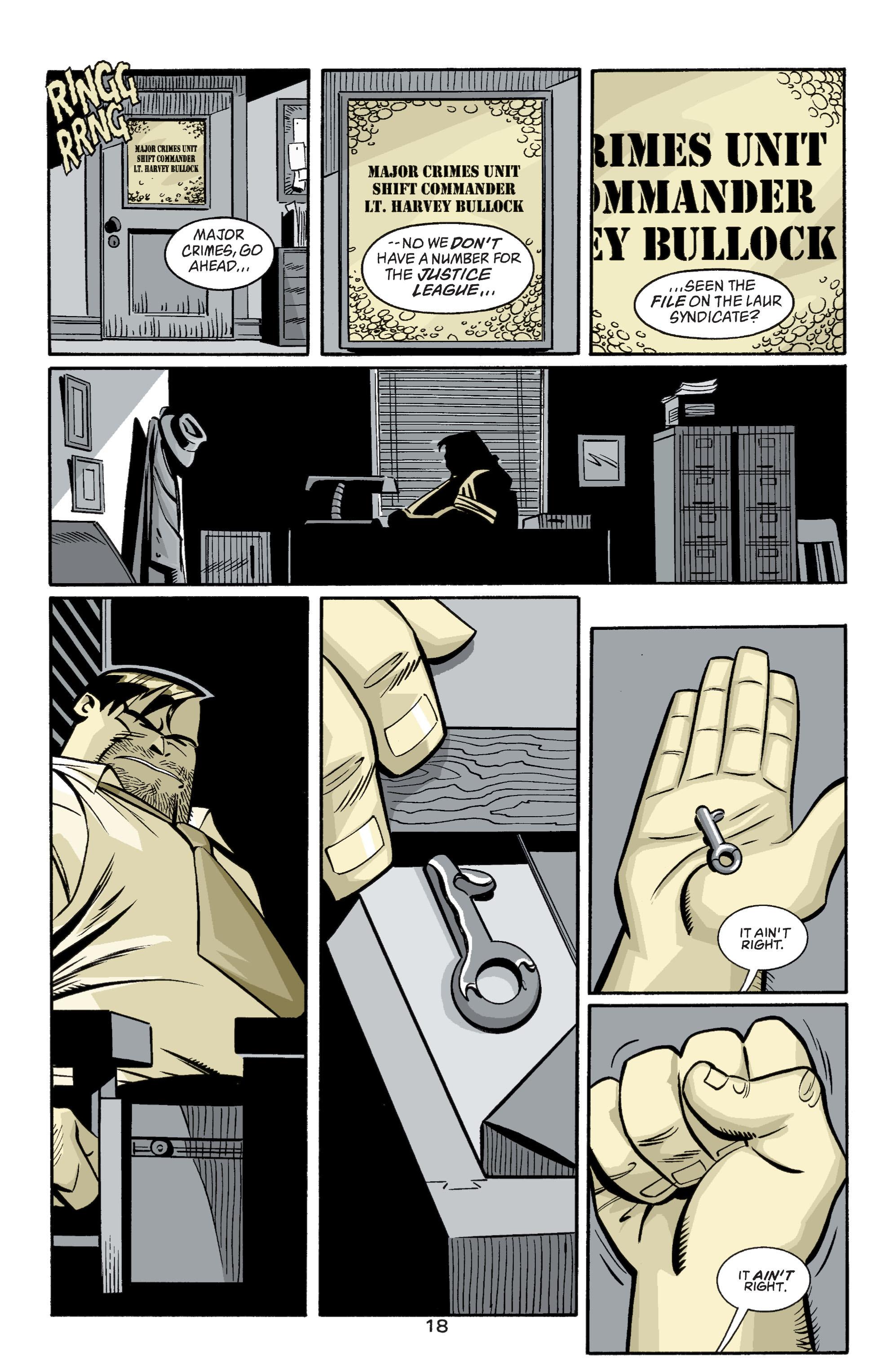 Detective Comics (1937) 762 Page 18