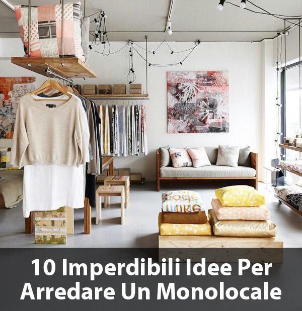 Home staging italia for Idee per arredare monolocale