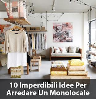 10 Imperdibili Idee Per Arredare Un Monolocale immagine