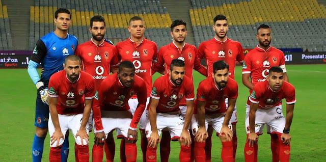 خروج النادي الاهلي من ربع نهائي كأس مصر علي يد الأسيوطي