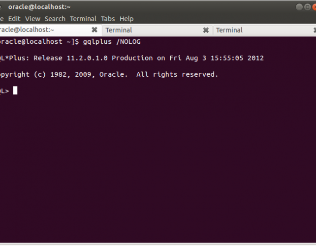 Hoot Crate: Install sqlplus instant client on debian