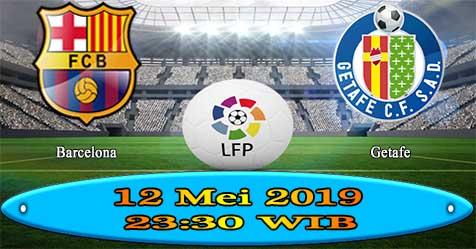 Prediksi Bola855 Barcelona vs Getafe 12 Mei 2019
