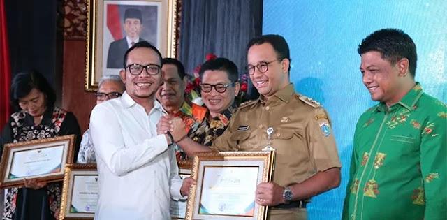 DKI Jakarta Gondol 4 Penghargaan Ketenagakerjaan