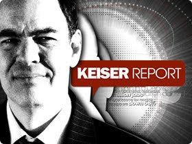Max Keiser - The Keiser Report - On the Edge with Max Keiser