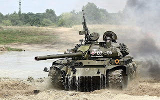 DAC approves procurement of 1,000 engines for fitment in T-72 tanks