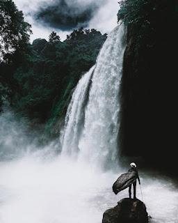 Pesona Keindahan Air Terjun Sodong || Geopark Sukabumi
