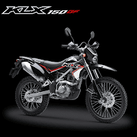 Kredit Motor Kawasaki KLX 150BF SE Murah