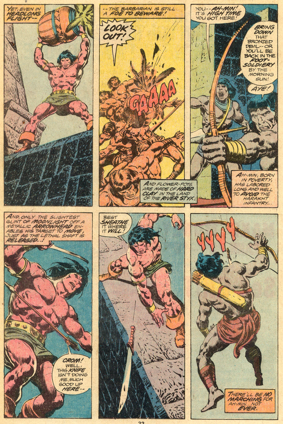 Conan the Barbarian (1970) Issue #76 #88 - English 13